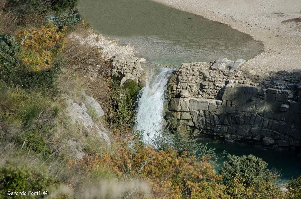 cascata melfa