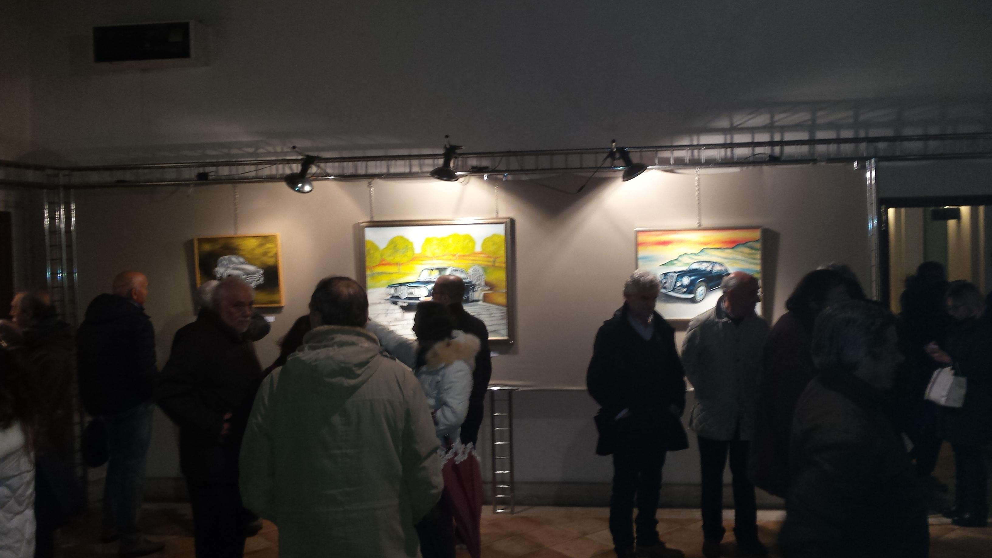 Frosinone successo di pubblico e critica per la mostra for Arte e arredo frosinone