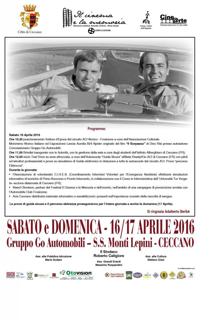 esposizione 16-17 aprile