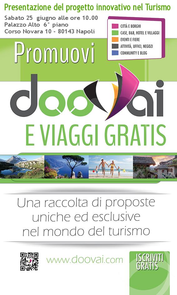 Invito Doovai 25 giugno